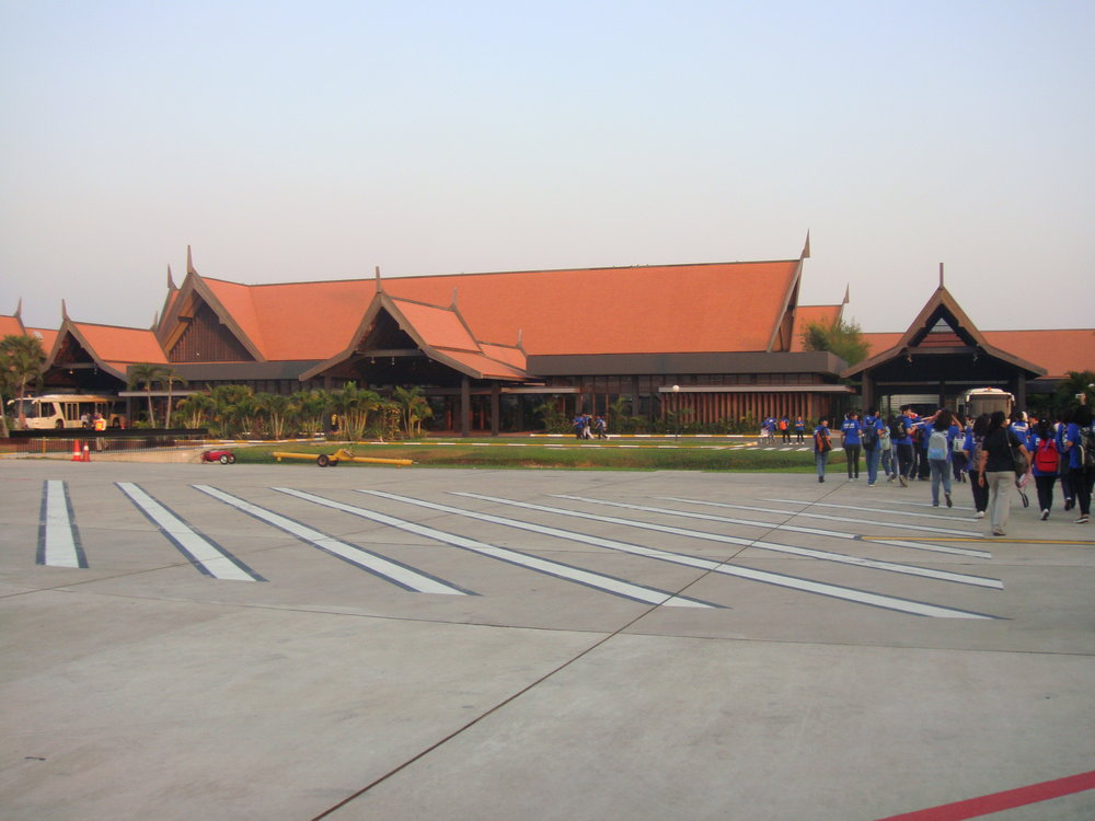 Cambodian airport project includes new city | The Construcion Info ...